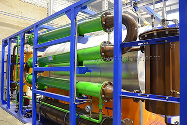 IPEC - Model TDP-2-200 - Continuous Thermal Decomposition Plant