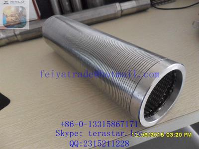 FY-XL - Model 033 - Johnson type well screen tube
