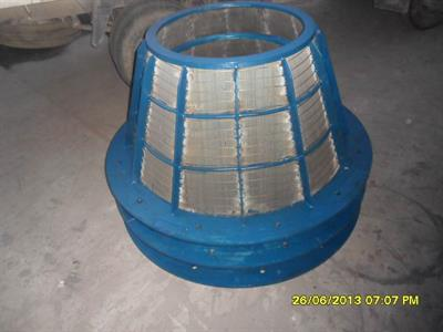 FY-XL - Model 037 - Drum Screen Baskets