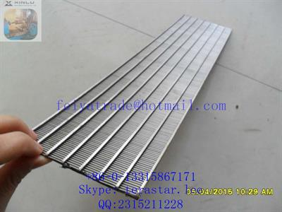 FY-XL - Model 041 - Wedge Wire Screen Plate