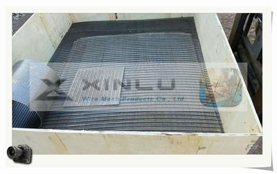FY-XL - Model 044 - Wedge Wire Flat Panel