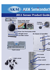 AKM - Sensor Product Guide Brochure