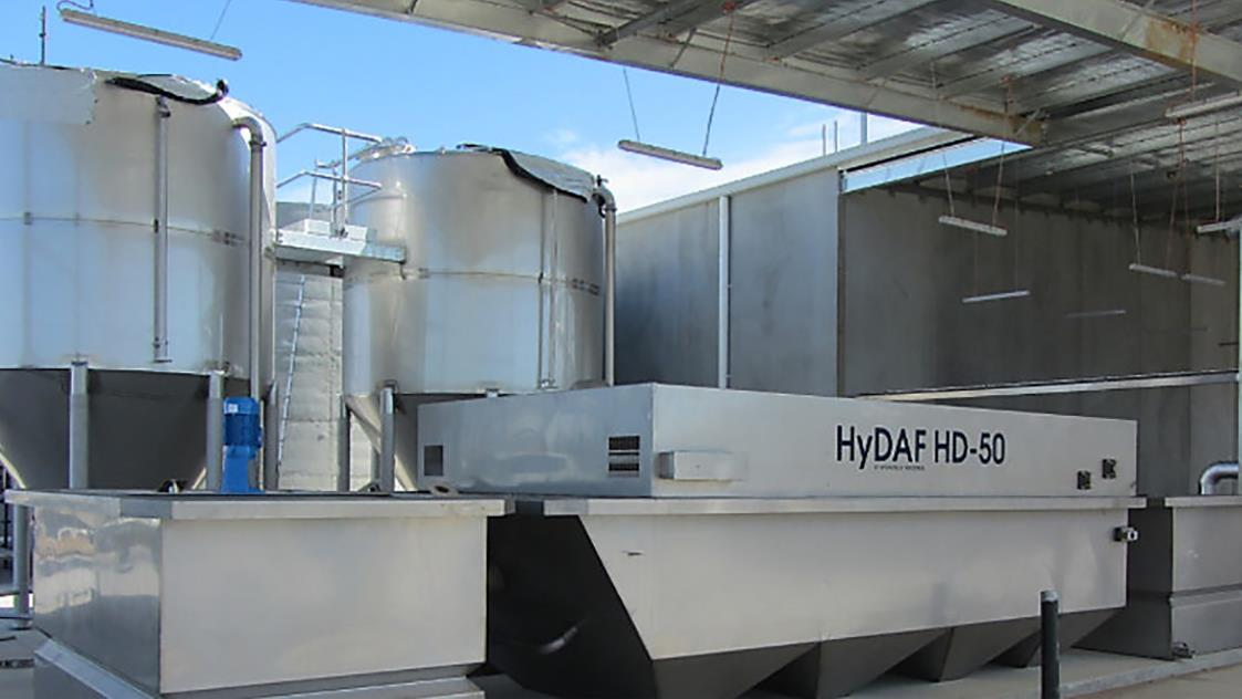 Wastewater Dissolved Air Flotation System-4