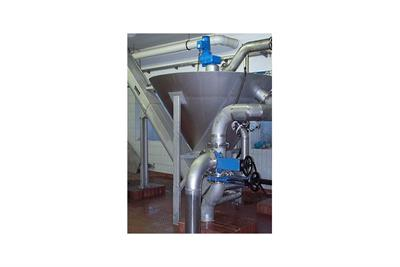 Hydroflux HUBER - Model RoSF4 - Grit Washing Plant