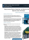 Precision Machinery Systems Trash Sorter Recycling System - Brochure