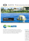 TRIAXYS - Directional Wave Buoy Brochure