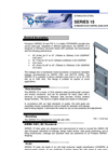 Model 15 Series - Flow Control Gate - Brochure