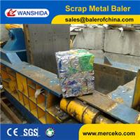 Wanshida - Model Y83-100 - Hydraulic  Scrap Metal Baler/Baling Press/Compactor