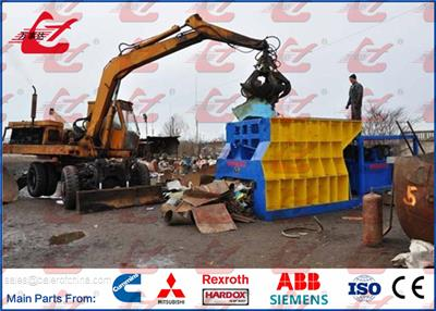 Wanshida - Model Q43W-4000A - Metal Cutting Machine/Automatic Metal Shear