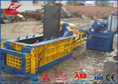 Wanshida - Model Y83Q-135 - Forward out Metal Balers/Hydraulic metal bailers