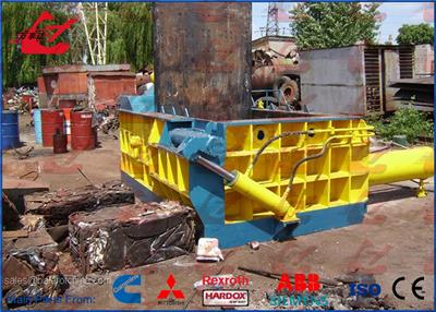Wanshida - Model Y83-160 - Hydraulic Metal Baling Press/Scrap metal bailer/metal baler