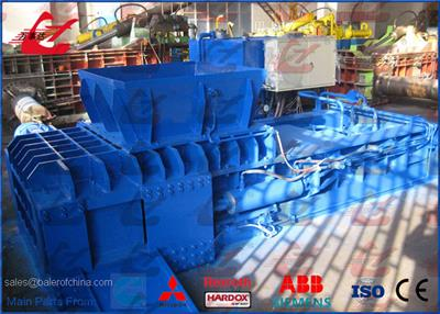 Wanshida - Model Y83/T-200Z - Automatic Metal Baling Press Machine/Scrap Metal Baler/Aluminum Scrap Bailer/Compactor/Crusher/Baling press