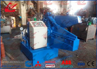 Wanshida - Model Q43-800 - Alligator Metal Shear/hydraulic scrap shear