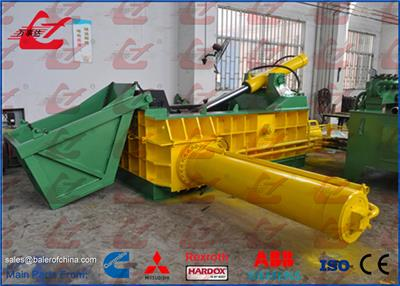 WANSHIDA - Model Y83T-200A - Automatic Metal Scrap Baling Press Scrap Car Hydraulic Compactor