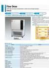 DH612 Fine Oven - Brochure