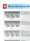 Rotary Evaporator Overview - Brochure
