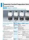 Thermomate BF Series 200/400/500/600 Immersion Temperature Device - Brochure