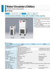 Yamato CF301/311/800/810 Water Circulator (Chiller) - Brochure
