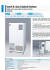 Yamato GAS410 Inert N₂ Gas Sealed System - Brochure