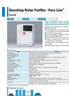 Yamato WE200 Pure Line Water Purifier - Brochure
