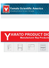 YAMATO PRODUCT DIGEST Manufacturer Rep Products - Brochure