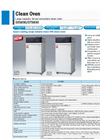 Yamato - Model DES830 / DTS830 - Clean Oven - Brochure