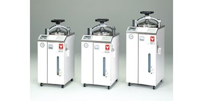 Model SM210/300/310/500/510 - Autoclaves