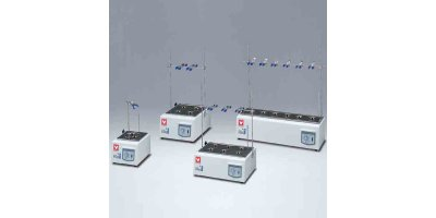 Yamato - Model BS200/400/600/660 - Laboratory Water Bath