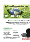 Oil Buster / PRP Powder Brochure