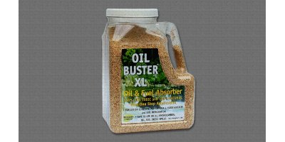 Oil Buster for Oil Spill Cleaning