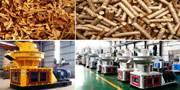 Straw Pellet Mill Price/Straw Pellet Mill/Fote Straw Pellet Mill