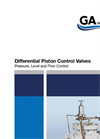Differential Piston Actuated Pressure Sustaining Valve Brochure