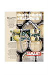 GAMAJET All In One Flex Tank Cleaning Machine Product Sheet