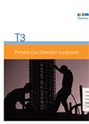 T3 - Portable Gas Detection Equipment Datasheet