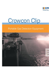 Crowcon Clip - Portable Gas Detection Equipment Datasheet