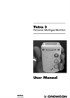 Tetra 3 - Personal Multigas Monitor User Manual
