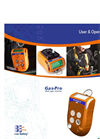 Crowcon Gas-Pro - - Multi-gas Confined Space Entry Monitor User Manual