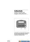 CellarSafe - Carbon Dioxide and Oxygen Safety Monitor User Manual User Manual