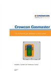 Gasmaster - 1-4 Channel - Compact, Versatile and Powerful Gas Detection Control Panel User Manual