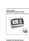 Hydra - 32 & 256 - Addressable Car Park Gas Detection System User Manual