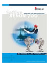 SafEye - Xenon 700 - Open-Path Gas Detection System Datasheet