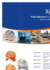 Xsafe - Robust Flammable Gas Detector for Non-Hazardous Areas Datasheet