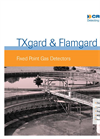 TXgard & Flamgard Plus - Fixed Point Gas Detectors Datasheet