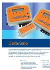 Integrated Sensor and Control System - Cellarsafe Datasheet