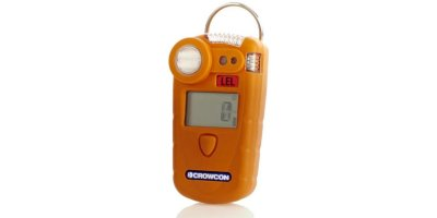 Crowcon - Model Gasman - Intrinsically Safe Single Gas Personal Monitor