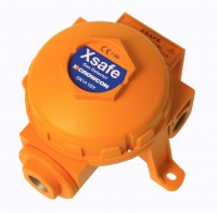 Xsafe - Robust Flammable Gas Detector for Non-Hazardous Areas