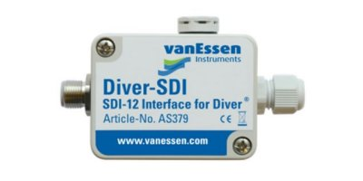 Diver-SDI - Model AS379 - Integrates Divers with SDI-12 Remote Monitoring Systems