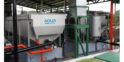 Aqua - Primary Treatment System