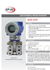 GPIDP Smart Differential Pressure, Flow & Level Transmitter Brochure