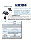 Graphtec - Model GL100-WL-CO2 - Wireless Datalogger with Carbon Dioxide Sensor Brochure